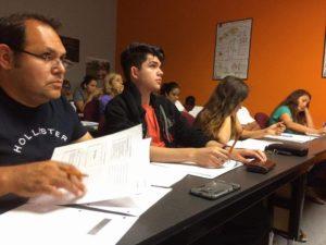 Business training classes